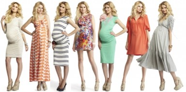 одежда для беременных, платья