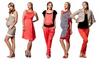 одежда, беременность
