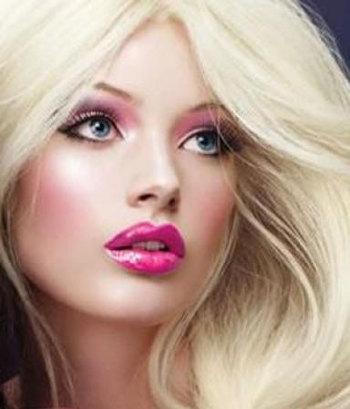 макияж, вечеринка