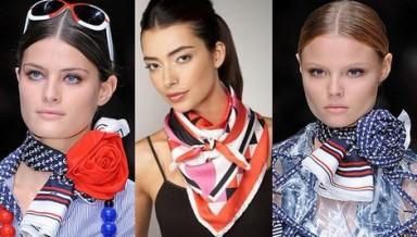 платок, мода