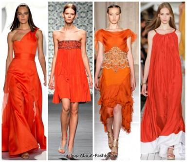 модный цвет, сезон весна, наряд
