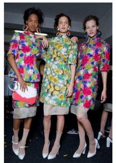 мода, весна