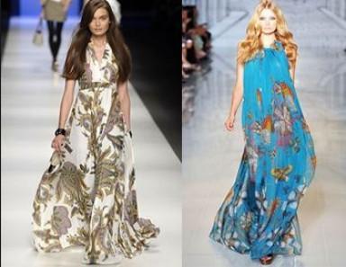 сарафан, женская мода, лето 2015