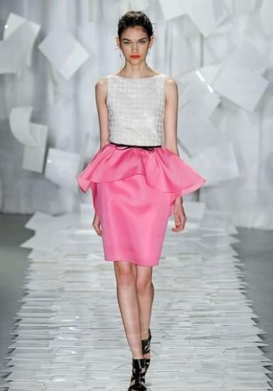 мода, розовый цвет