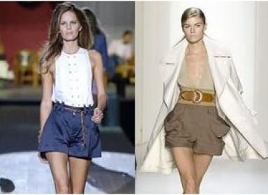 шорты, платья