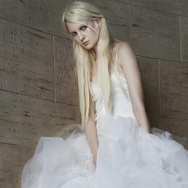 свадебные платья, Vera Wang
