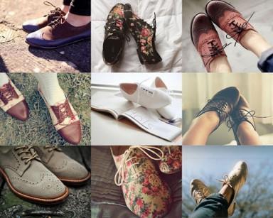 оксфорды, обувь