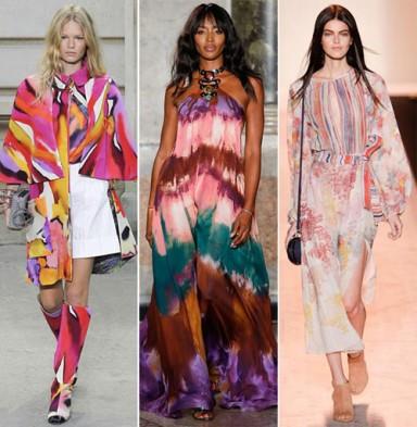 платья, тренды