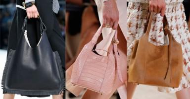 модные сумки, весна 2015