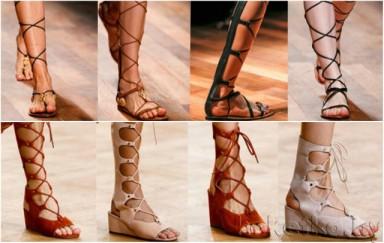 женская обувь, сандалии