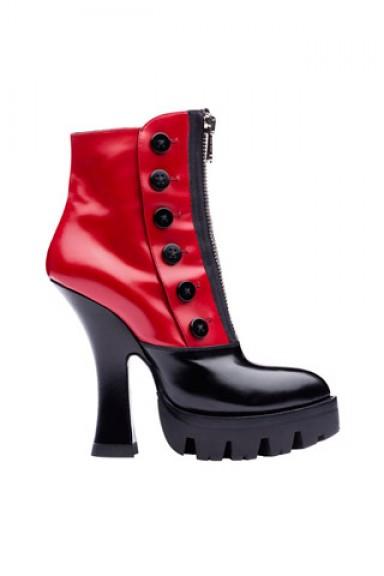 мода, меховая одежда, модная обувь, зима 2013 2014