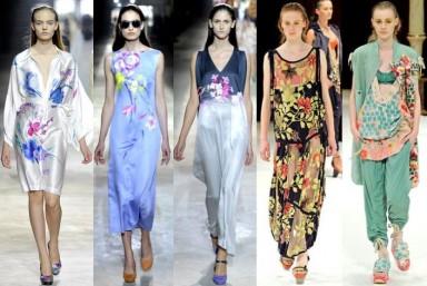 платья, восточный стиль