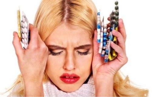 головная боль, виды, симптомы